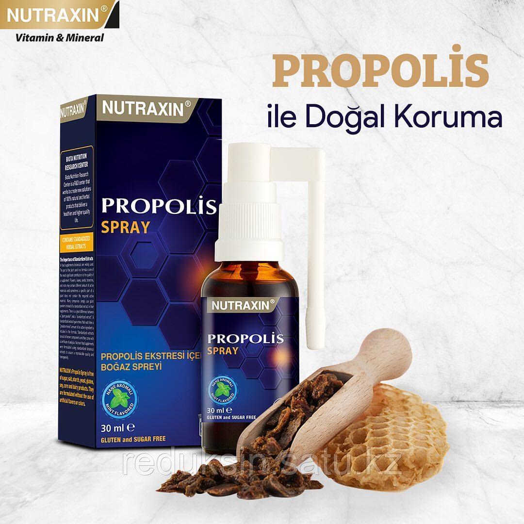 Спрей для горла Propolis spray nutraxin
