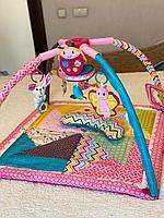 Развивающий коврик Infantino deluxe twist & fold