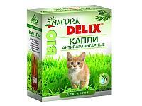 Капли Деликс-Био для котят антипаразитарные