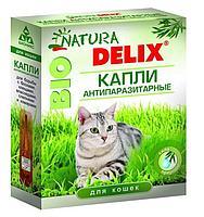 Капли Деликс-Био для кошек антипаразитарные
