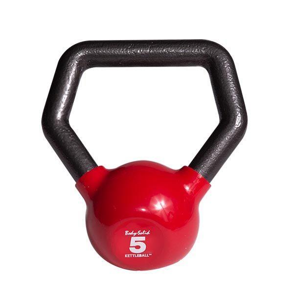 Гиря 2,3 кг (5lb) Kettleball