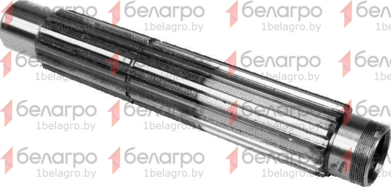 70-1701182Б-02 Вал МТЗ КПП промежуточный