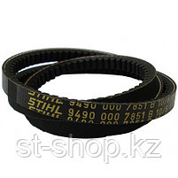 Ремень узкий клиновой 94900007851 STIHL для бензореза TS 400, фото 2