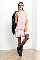 Женское летнее розовое нарядное платье Noche mio 1.079 42р.