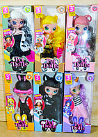 Упаковка помята!! LK1168 кукла, 19*8см, фото 1