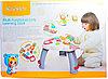 Упаковка помята!!! 2602 Развивающий стол Youleen для малышей 54*40см