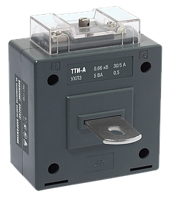 Трансформатор тока ТТИ-А 5ВА класс 0,5 50/5 ИЭК