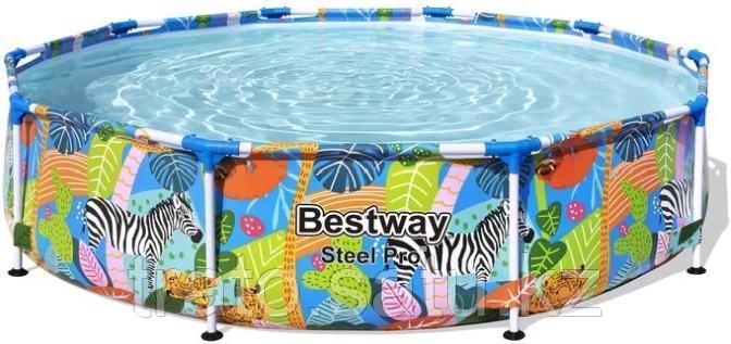 Детский каркасный бассейн Bestway 305х66см