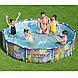 Детский каркасный бассейн Bestway 305х66см, фото 2