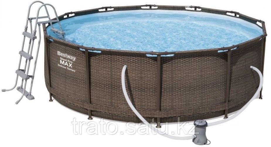 "Каркасный бассейн Bestway ""Ротанг"", 366х100 см"