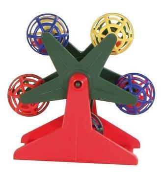 Игрушка для попугаев Карусель с шариками