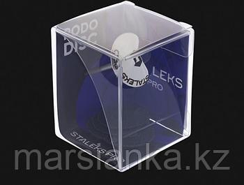 UPDset-20 Диск педикюрный зонтик  STALEKS М в комплекте с сменным файлом 180 грит 5 шт (20 мм)
