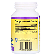Natural Factors, Убихинол, QH-активный коэнзим Q10, 100 мг, 120 желатиновых капсул, фото 2