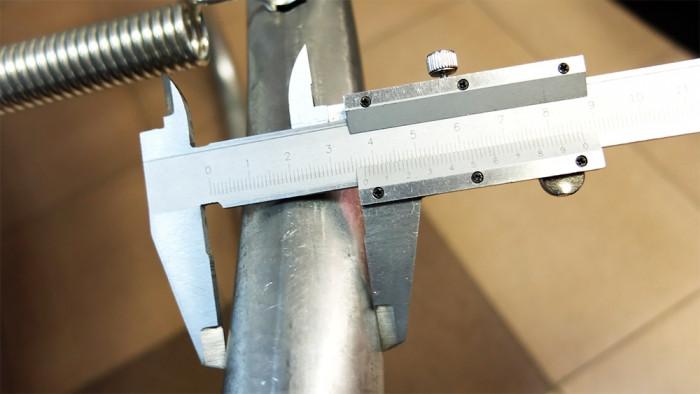 Батут ART.FiT 8ft с защитной сеткой и лестницей, 3 ноги 244 см - фото 7