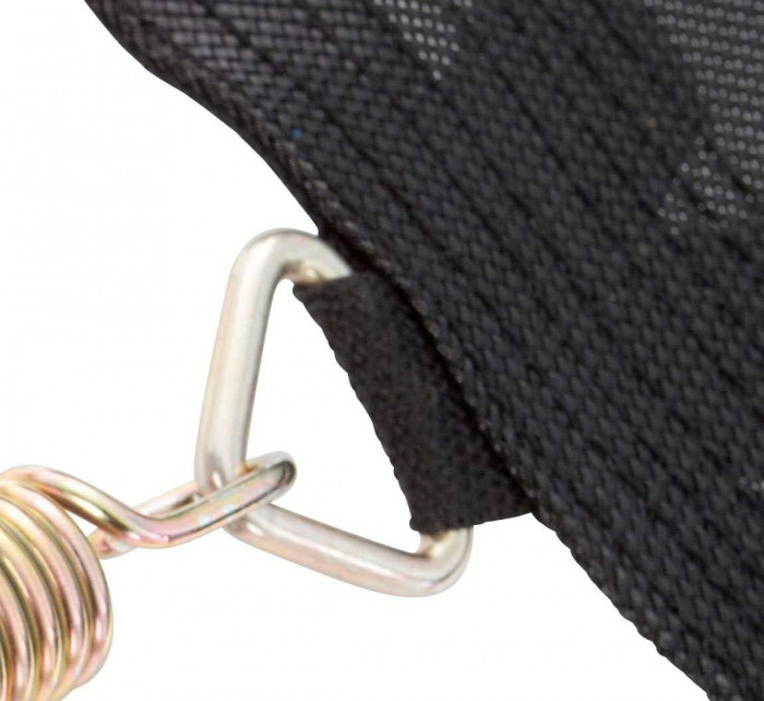 Батут ART.FiT 8ft с защитной сеткой и лестницей, 3 ноги 244 см - фото 10