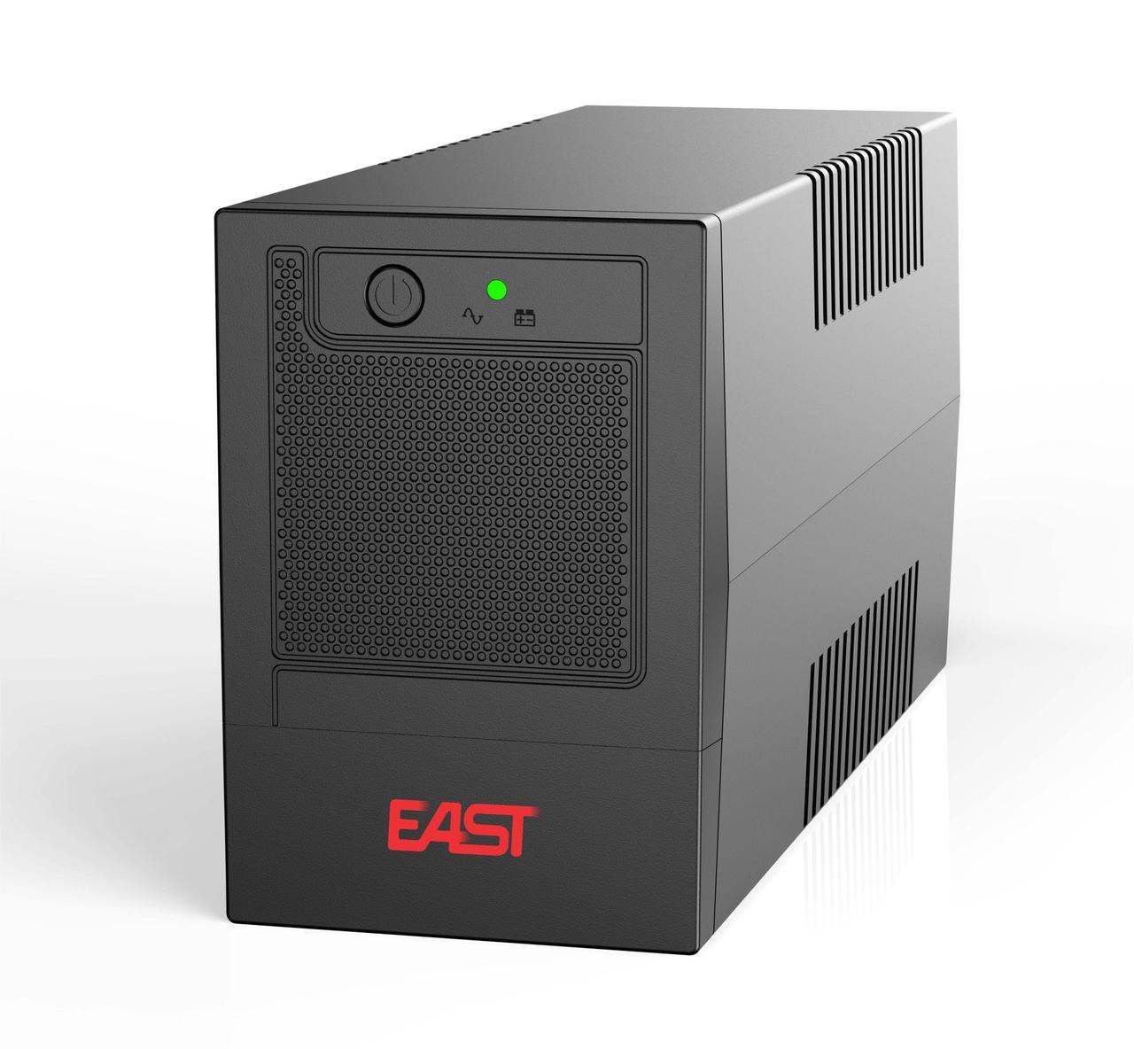 ИБП 500ВА / 300Вт c АКБ 4.5Ач, 3 Schuko CEE7, 1 IEC C13, EA200, источник бесперебойного питания