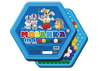 Мозаика детская шестигранная, 170 элементов