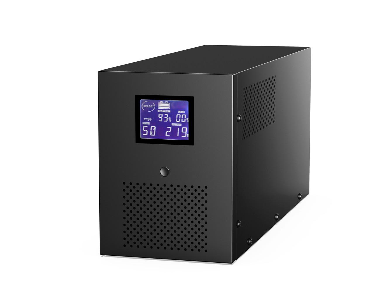 Линейно-интерактивный ИБП, EA200, 3000ВА/1800Вт