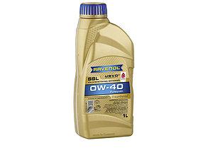 Масло моторное RAVENOL SSL SAE 0W-40, 1 литр