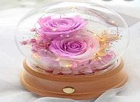 Вечный цветок -Круглый сферический Bluetooth-динамик Eternal Flower