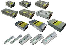 Блоки питания, трансформаторы понижающие 220-12 в. Драйвера, трансформаторы блоки для светодиодов.