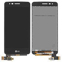 Дисплей LG K8 2017 (X240) LCD Black