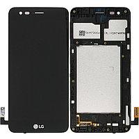 Дисплей LG K4 2017 (X230) LCD Black