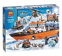 """Конструктор Bela 10443 Lego City 60062 """"Арктический Ледокол"""""""