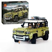 Конструктор lari 11450 Land Rover Defender