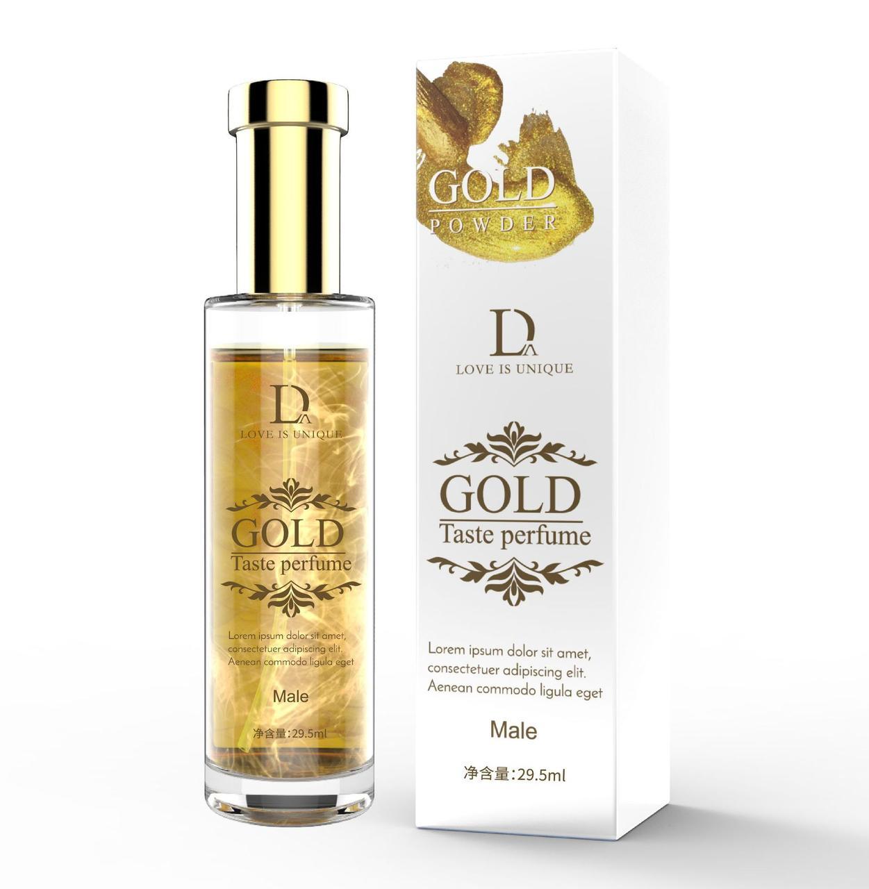 D-Gold - Мужской концентрат с феромонами (30 мл.)