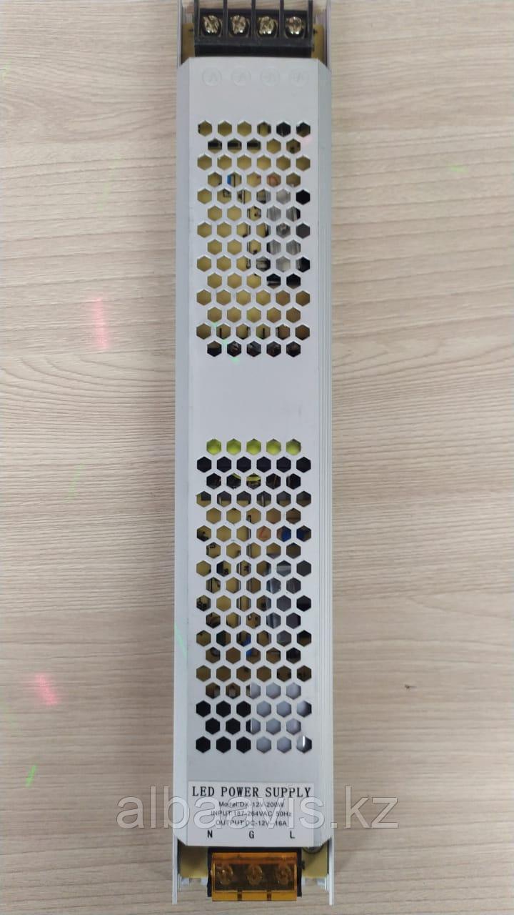 Трансформатор понижающий, блок питания 200 ватт. Трансформаторы для светодиодного неона 12 в.
