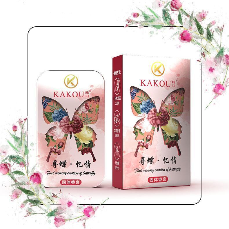 Kakou - женский бальзам с феромонами (10 гр.)