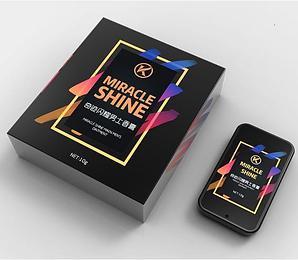 Miracle shine - муской бальзам с феромонами (10 гр.)