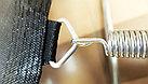 Батут ART.FiT 16 футов (488см) с защитной сеткой и лестницей, 4 ноги, фото 8