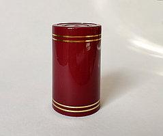 Полимерный колпак бордовый