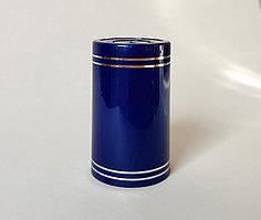 Полимерный колпак синий
