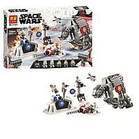 Аналог Lego 75241, Lari 11423 Защита базы «Эхо»