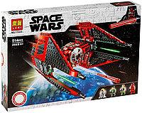 Аналог Lego 75240, Lari 11422 Истребитель СИД майора Вонрега