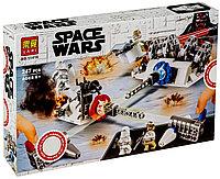 Аналог Lego 75239, Lari 11418 Разрушение генераторов на Хоте