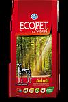Adult Maxi для крупных пород с курицей, Ecopet, уп.12 кг.