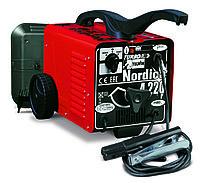 Сварочный аппарат NORDICA 4.220 TURBO 230-400V ACD (814175)