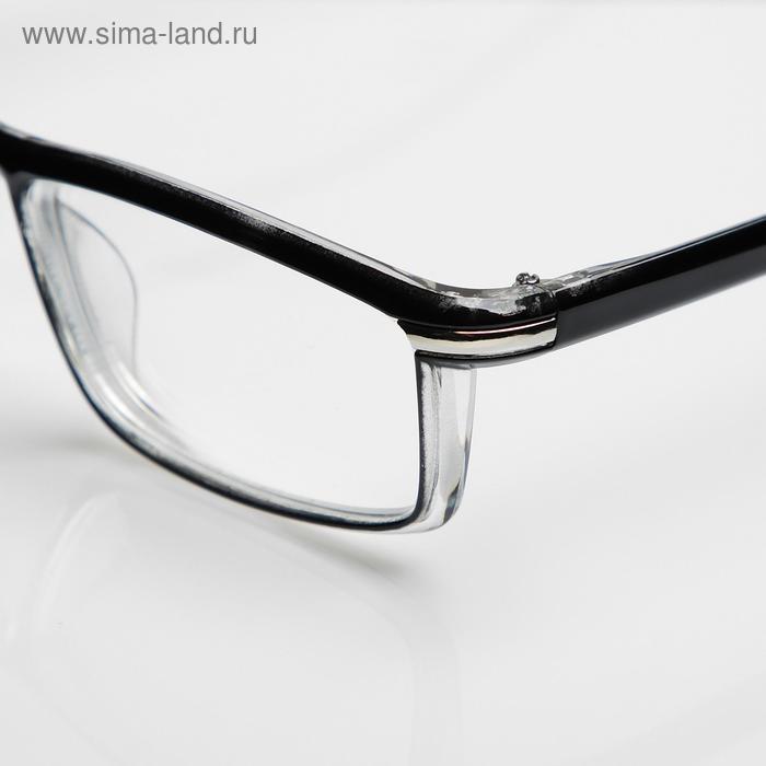 Очки корригирующие FARSI 7722 C1, цвет чёрный -3,5 - фото 3