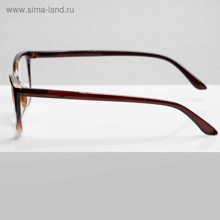 Очки корригирующие Sunshine HW5002 C2, цвет коричневый -2 - фото 2