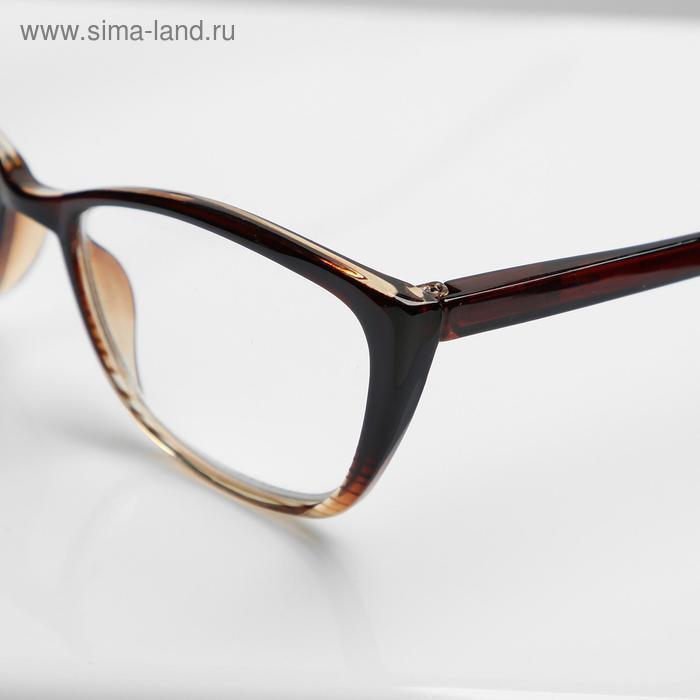 Очки корригирующие Sunshine HW5002 C2, цвет коричневый -3,5 - фото 3