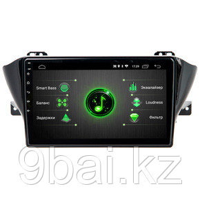 """ШГУ Geely Atlas 17+ (INCAR DTA-1901) Android 10/1024*600, wi-fi, IPS, BT, 10"""", DSP"""