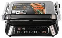 Гриль Redmond SteakMaster RGM-M805 (Черный/сталь)