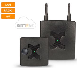 Датчики для мониторинга StarterSet-BASIC SmartMonitoring (черный)