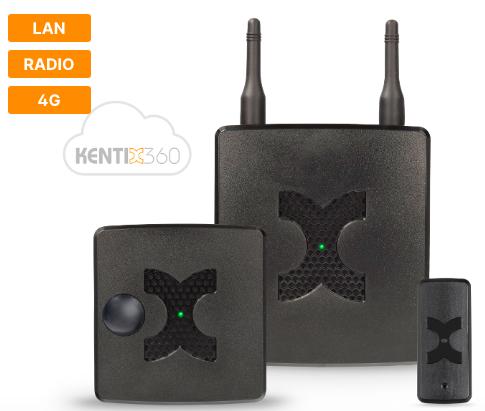 Датчик для мониторинга StarterSet-PRO SmartMonitoring (Black)