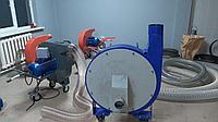 Роторная зернодробилка 18 кВт