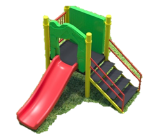 Детский игровой комплекс Черепашка